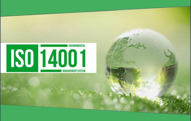 Ottenuta la certificazione ambientale ISO 14001:2015